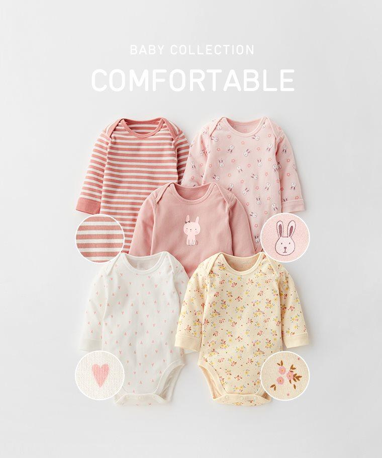 純棉羅紋包臀衣-02-Baby